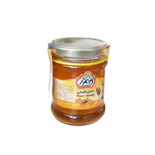 عسل طبیعی کامور ۲۰۰ گرمی