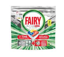 قرص پلاتینیوم پلاس فیری Fairy بسته ی ۸ عددی