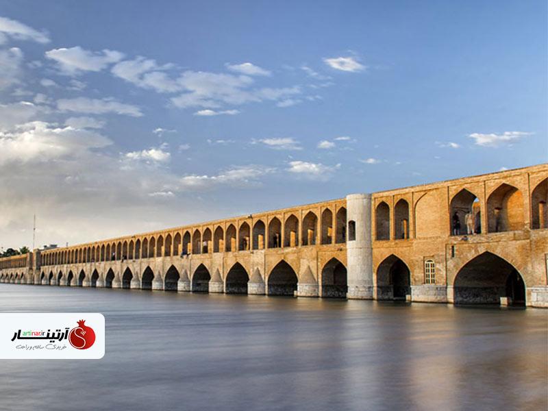 جاهای دیدنی اصفهان که از دیدنش لذت خواهید برد