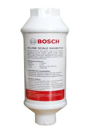 فیلتر رسوب گیر لباسشویی و ظرفشویی بوش Bosch