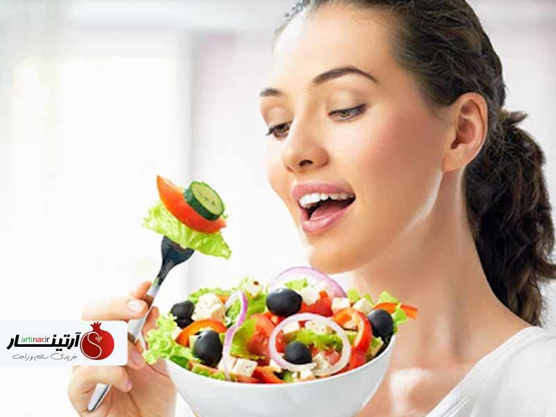عادت های غذایی که باعث تناسب اندام می شود